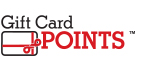 Gift Card Points